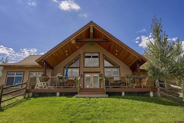 236 Bristlecone Drive, Pagosa Springs, CO 81147 (MLS #786364) :: The Howe Group   Keller Williams Colorado West Realty