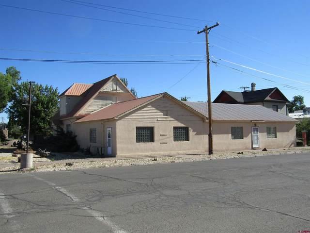 1007 2nd Avenue, Monte Vista, CO 81144 (MLS #786374) :: The Howe Group   Keller Williams Colorado West Realty