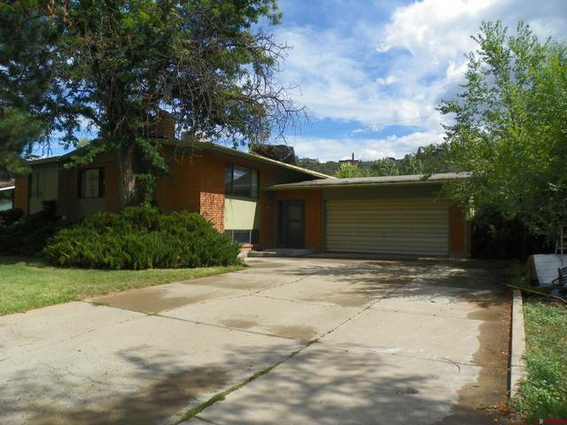 904 Spruce Drive, Durango, CO 81301 (MLS #786387) :: The Howe Group | Keller Williams Colorado West Realty