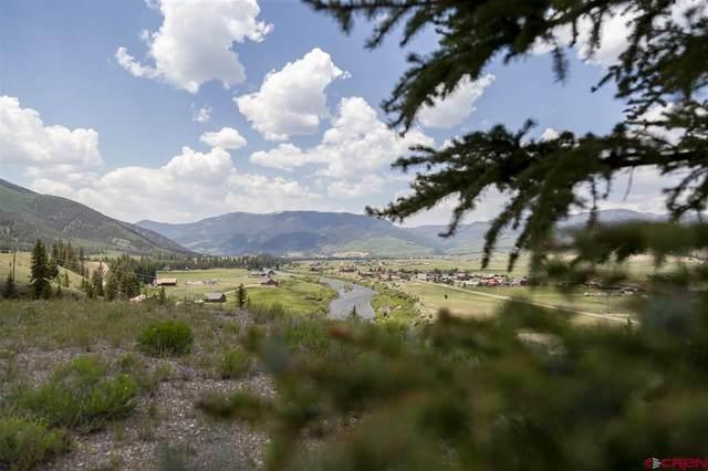 1356 Helen Lane, Creede, CO 81130 (MLS #786401) :: The Howe Group | Keller Williams Colorado West Realty