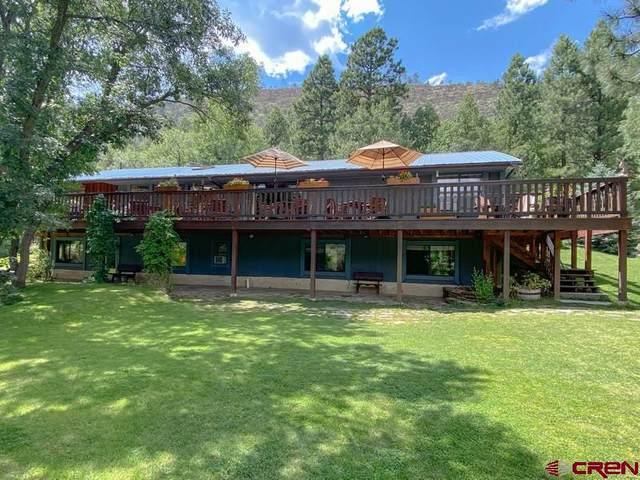 35130 N Hwy 550, Durango, CO 81301 (MLS #786409) :: The Howe Group | Keller Williams Colorado West Realty