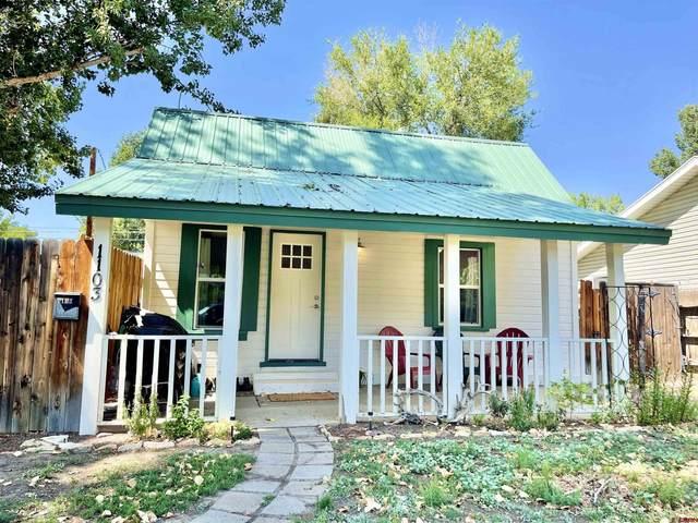 1103 S 3rd Street, Montrose, CO 81401 (MLS #786416) :: The Howe Group | Keller Williams Colorado West Realty