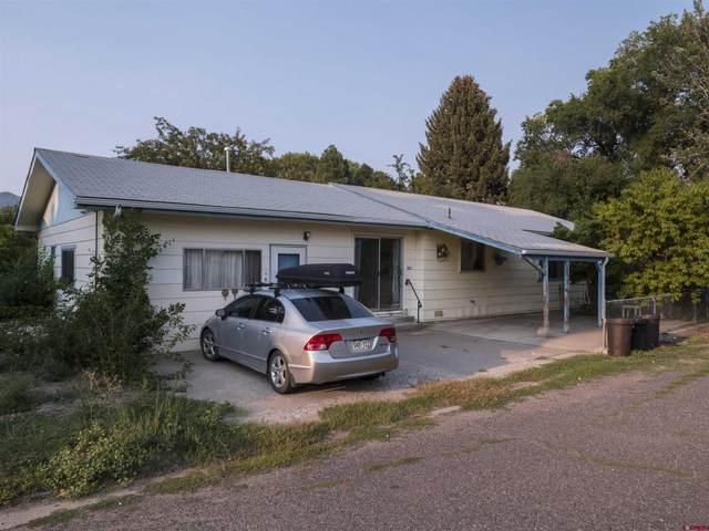 806 4th Street, Paonia, CO 81428 (MLS #786424) :: The Howe Group | Keller Williams Colorado West Realty