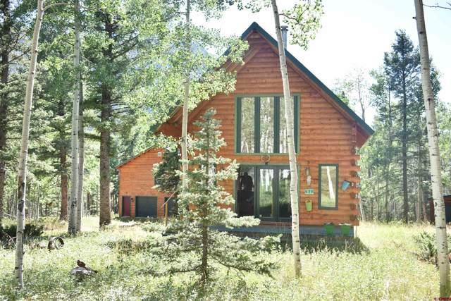 TBD Tbd, Del Norte, CO 81132 (MLS #786456) :: The Howe Group | Keller Williams Colorado West Realty