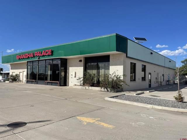 216 N Townsend, Montrose, CO 81401 (MLS #786479) :: The Howe Group   Keller Williams Colorado West Realty