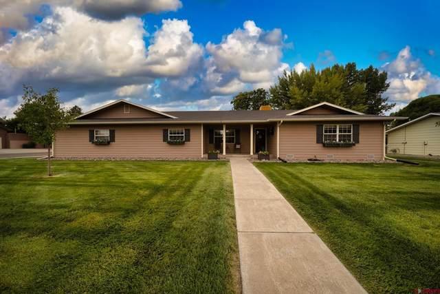 1620 Sneffels Street, Montrose, CO 81401 (MLS #786488) :: The Howe Group | Keller Williams Colorado West Realty