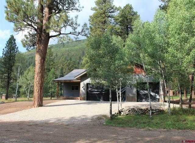 10 Ponderosa Lane, Bayfield, CO 81122 (MLS #786530) :: The Howe Group | Keller Williams Colorado West Realty
