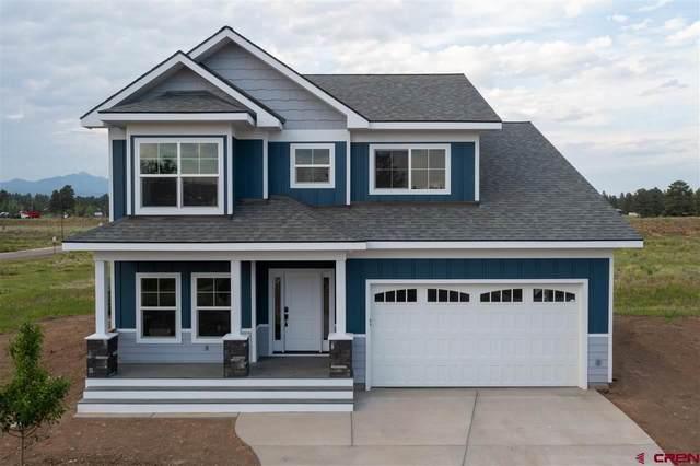 11 Alderwood Ct, Pagosa Springs, CO 81147 (MLS #786540) :: The Howe Group | Keller Williams Colorado West Realty