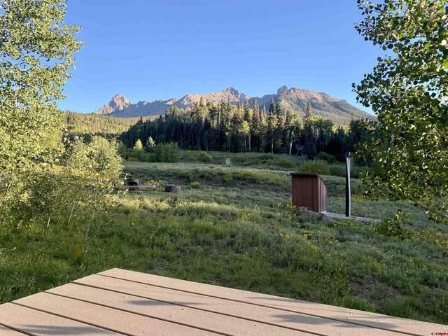 Lot 80 San Juan Vista Road, Placerville, CO 81430 (MLS #786550) :: The Howe Group   Keller Williams Colorado West Realty