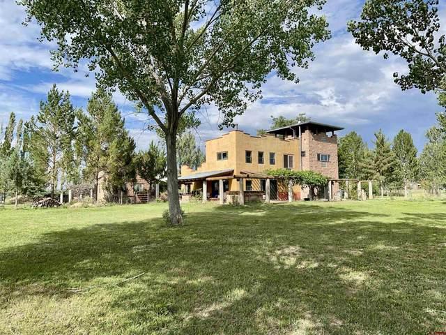 10659 Road 26, Cortez, CO 81321 (MLS #786597) :: The Howe Group | Keller Williams Colorado West Realty