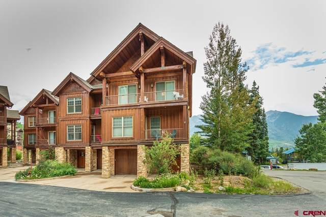 500 Sheol Street #1, Durango, CO 81301 (MLS #786623) :: Durango Mountain Realty