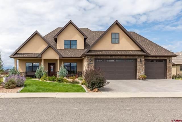 2848 Sleeping Bear Road, Montrose, CO 81401 (MLS #786637) :: The Howe Group | Keller Williams Colorado West Realty