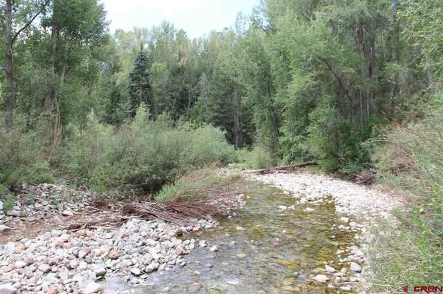 TBD Cr 124, Hesperus, CO 81326 (MLS #786639) :: Durango Mountain Realty