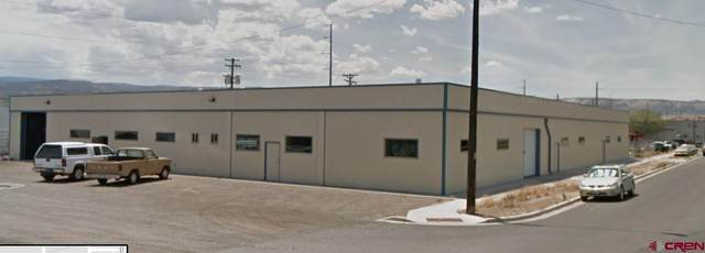 739 3rd Avenue, Grand Junction, CO 81501 (MLS #786674) :: The Howe Group | Keller Williams Colorado West Realty
