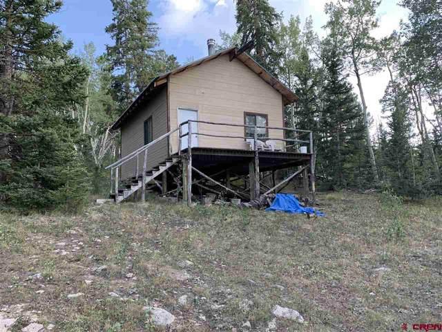 Lot 31 Street, Saguache, CO 81248 (MLS #786762) :: The Howe Group | Keller Williams Colorado West Realty