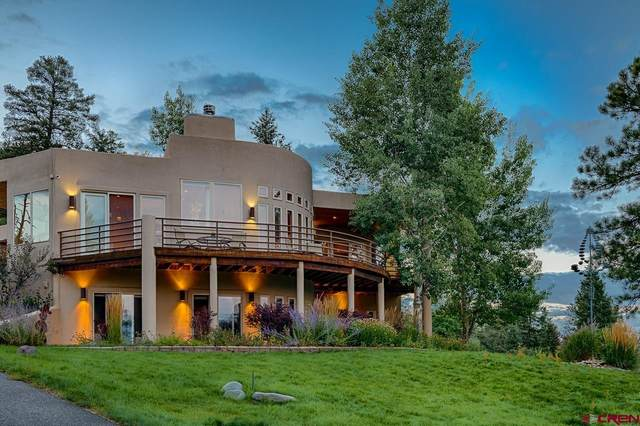 994 Cool Pines Drive, Pagosa Springs, CO 81147 (MLS #786797) :: The Howe Group   Keller Williams Colorado West Realty