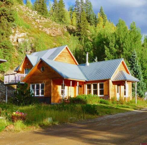 4 River Street, Silverton, CO 81433 (MLS #786850) :: Dawn Howe Group   Keller Williams Colorado West Realty
