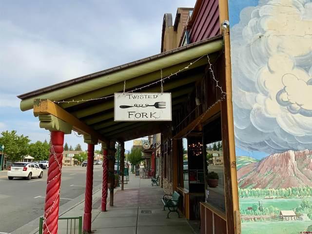 206 N Main Street, Gunnison, CO 81230 (MLS #786853) :: The Howe Group   Keller Williams Colorado West Realty