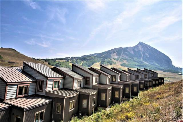 31 Marcellina Lane #31, Mt. Crested Butte, CO 81225 (MLS #786855) :: The Howe Group | Keller Williams Colorado West Realty