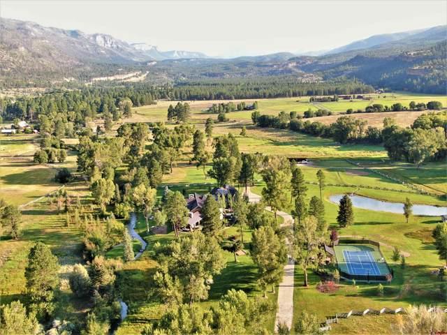 tbd Cr 250, Durango, CO 81301 (MLS #786875) :: Durango Mountain Realty