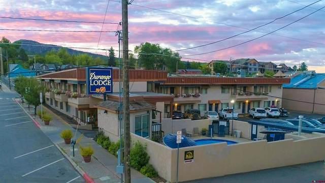 150 5th Street, Durango, CO 81301 (MLS #786946) :: The Howe Group   Keller Williams Colorado West Realty