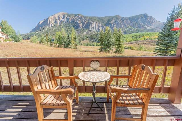 350 Country Club Drive 201A, Crested Butte, CO 81224 (MLS #786948) :: The Howe Group | Keller Williams Colorado West Realty