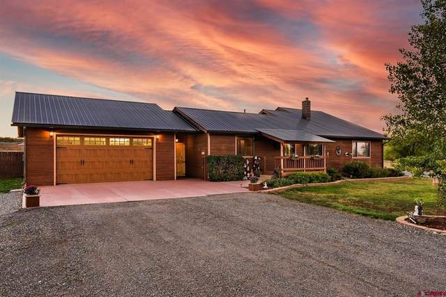 420 Rustic Road, Durango, CO 81301 (MLS #786954) :: The Howe Group   Keller Williams Colorado West Realty