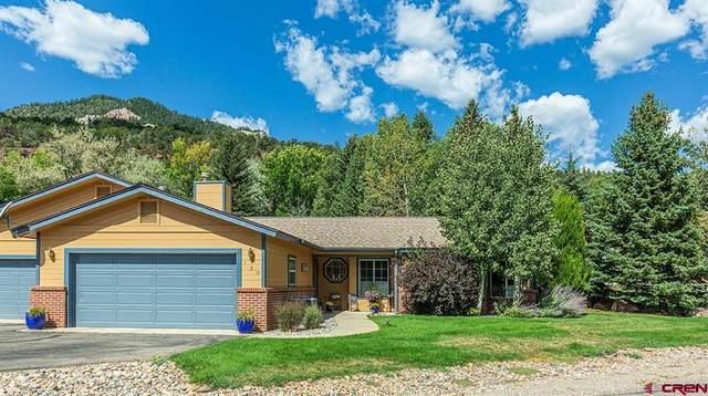 720 Waterfall Lane, Durango, CO 81301 (MLS #786968) :: The Howe Group | Keller Williams Colorado West Realty