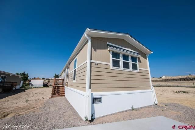 67250 Locust Road #49, Montrose, CO 81401 (MLS #786997) :: The Howe Group | Keller Williams Colorado West Realty