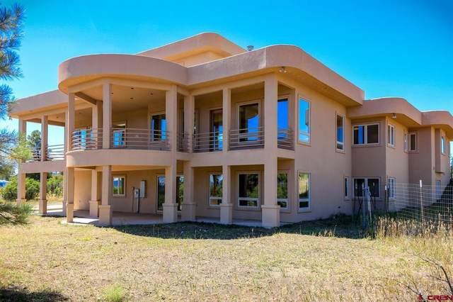 31 Crockett Circle, Pagosa Springs, CO 81147 (MLS #787012) :: The Howe Group   Keller Williams Colorado West Realty