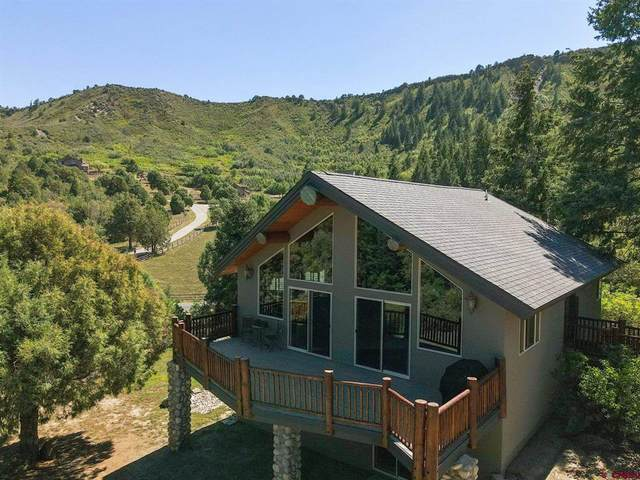 198 Ute Canyon Road, Durango, CO 81301 (MLS #787027) :: The Howe Group | Keller Williams Colorado West Realty