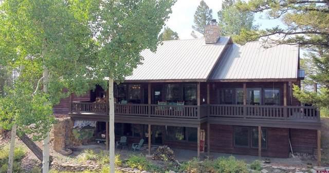 220 Ridge Road, Cimarron, CO 81220 (MLS #787045) :: The Howe Group | Keller Williams Colorado West Realty