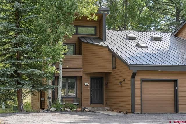 46850 N Us Highway 550 #465, Durango, CO 81301 (MLS #787046) :: The Howe Group | Keller Williams Colorado West Realty