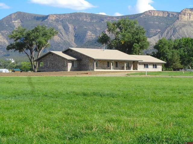6310 Road 24.5, Cortez, CO 81321 (MLS #787055) :: Berkshire Hathaway HomeServices Western Colorado Properties