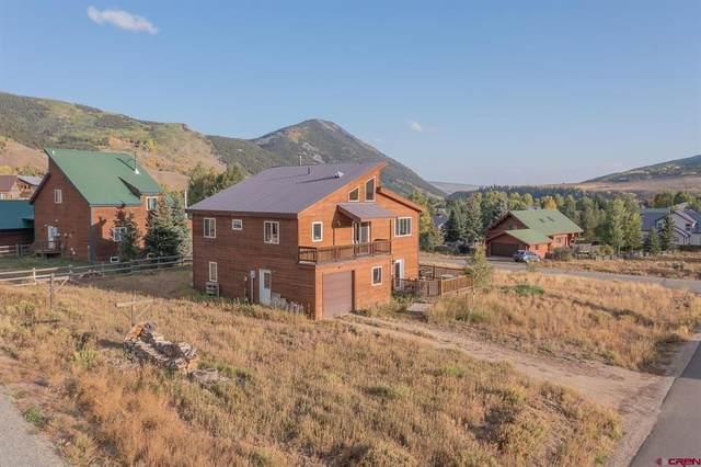 222 Brackenbury Street, Crested Butte, CO 81224 (MLS #787075) :: The Howe Group | Keller Williams Colorado West Realty