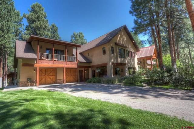 101 Colley Lane, Durango, CO 81301 (MLS #787084) :: Durango Mountain Realty