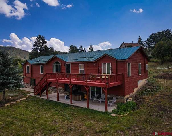 99 Little Bear Ln, Bayfield, CO 81122 (MLS #787086) :: Berkshire Hathaway HomeServices Western Colorado Properties
