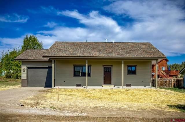 87 Sam Houston Avenue, Pagosa Springs, CO 81147 (MLS #787094) :: Dawn Howe Group | Keller Williams Colorado West Realty