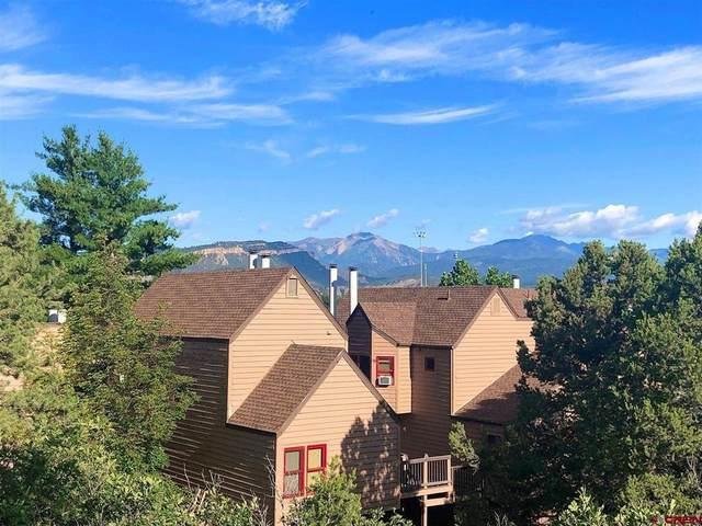 6 Ferringway Circle #50, Durango, CO 81301 (MLS #787103) :: The Howe Group   Keller Williams Colorado West Realty