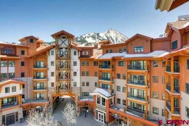 620 Gothic Road #214, Mt. Crested Butte, CO 81225 (MLS #787114) :: The Howe Group | Keller Williams Colorado West Realty