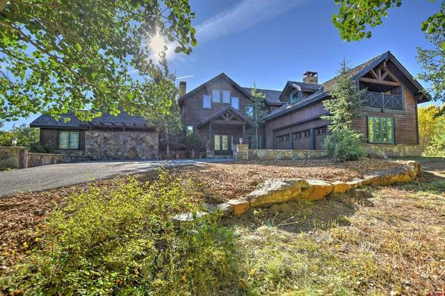 302 Maverick Lane, Montrose, CO 81403 (MLS #787120) :: The Howe Group   Keller Williams Colorado West Realty