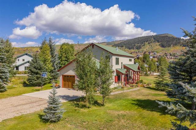 32 Stephenson Place, Crested Butte, CO 81224 (MLS #787127) :: The Howe Group | Keller Williams Colorado West Realty