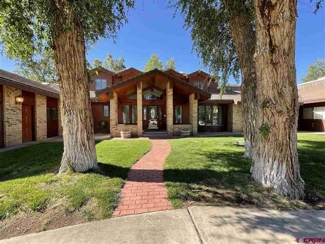 326 Riverwood Drive, Alamosa, CO 81101 (MLS #787138) :: The Howe Group   Keller Williams Colorado West Realty