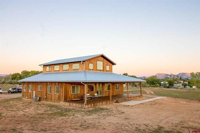 TBD County Road M, Cortez, CO 81321 (MLS #787140) :: Berkshire Hathaway HomeServices Western Colorado Properties