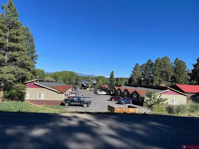 1158 Cloud Cap Avenue #10 (C), Pagosa Springs, CO 81147 (MLS #787145) :: Dawn Howe Group | Keller Williams Colorado West Realty