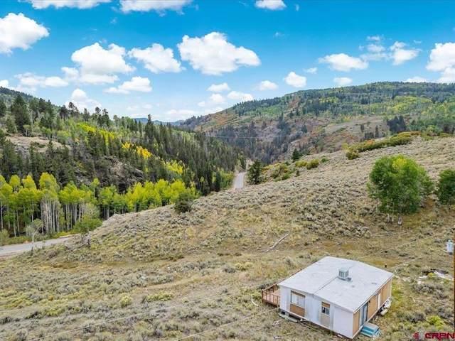8301 Us Hwy 50, Gunnison, CO 81230 (MLS #787152) :: Dawn Howe Group | Keller Williams Colorado West Realty