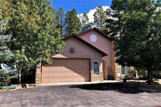 197 Aspenglow Unit D, Pagosa Springs, CO 81147 (MLS #787153) :: Berkshire Hathaway HomeServices Western Colorado Properties