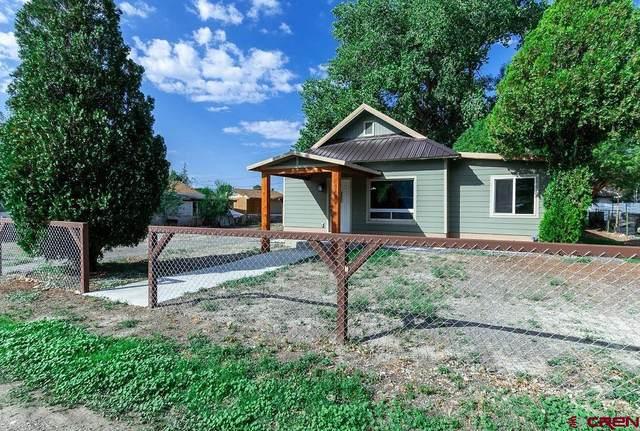565 Beverly Lane, Grand Junction, CO 81504 (MLS #787157) :: The Howe Group | Keller Williams Colorado West Realty