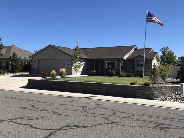 3344 Meadows Parkway, Montrose, CO 81401 (MLS #787162) :: The Howe Group | Keller Williams Colorado West Realty