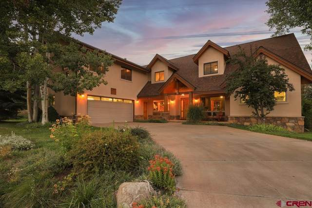 44 Sanctuary Lane, Durango, CO 81301 (MLS #787168) :: Berkshire Hathaway HomeServices Western Colorado Properties